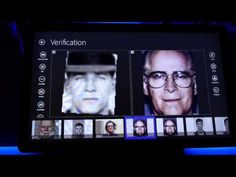 Demo/Instructional video of NEC Facial Recognition Solution