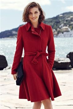 Red Coat Uk | Down Coat