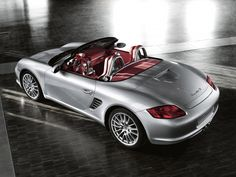Porsche Boxster S RS 60 Spyder Limited Edition 987 2008 Photo 06
