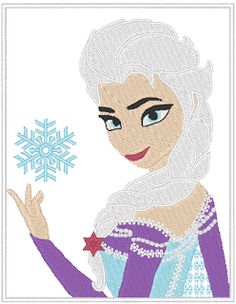 """Patchwork Passion: Elsa """"la reine des neiges"""" Gratuit"""