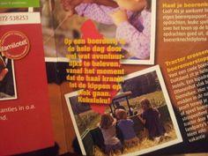 Taalvoutje ... Met dank aan Mirthe Castricum  Een kinderboerderij zonder haai is zó 2012...