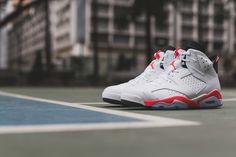 Nike Air Jordan 6 Infrared Retro