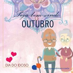 Respeitar a pessoa idosa é tratar o próprio futuro com respeito!  #outubro #diadoidoso #melhoridade #agenciabinario #cuidedequemcuidoudenos