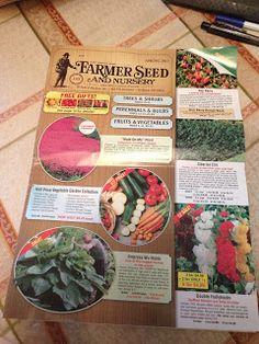 Life of a working mom: Garden Goals 2013- grow 1,000lbs of food!!!