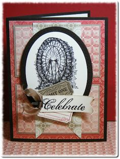 A La Cards  Feeling Sentimental Sale-a-bration exclusive stamp set