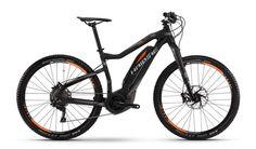 Hai E-Bike SDURO HardSeven Pro 27.5  11-Gang XT 16 HB schwarz/grau/rot matt RH45