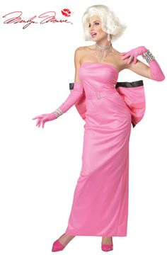 Marilyn Monroe Diamonds Adult Costume #Halloween #costumes #MarilynMonroe  sc 1 st  Pinterest & 10 best Marilyn Monroe Costume images on Pinterest | Halloween ...