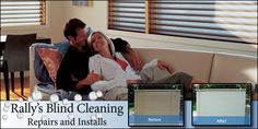 Ultrasonic Blind Cleaning for up to 5 Horizontal Blinds!