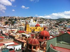 Colorful Leon Guanajuato...on one of my layovers!