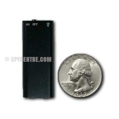 Worlds Smallest Micro Voice Recorder 90 Hours of Storage - Spy Centre Security - 1