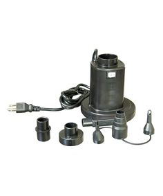 This Poolmaster 110-120 Volt Electric Air Pump by Poolmaster is perfect! #zulilyfinds
