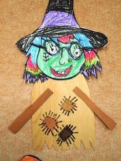 Halloween Arts And Crafts, Halloween Party, Art For Kids, Autumn, Facebook, Cute Stuff, Art For Toddlers, Art Kids, Fall