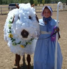 26 Dressed Up Horses Ready For The Halloween Party http://www.vibewow.com/animals/26-dressed-up-horses-ready-for-the-halloween-party/