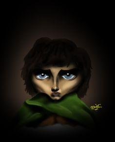 Happy birthday to Frodo!