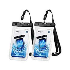 Mpow 097 Universal Waterproof Case, Waterproof Phone Pouch Dry Bag Compatible for iPhone Xs Galaxy up to Protective Pouch for Pools Beach Kayaking Travel or Bath Haut Transparent, Smartphone, Waterproof Phone Case, Best Cell Phone, Pouch Bag, Ipod Touch, Things To Buy, 6s Plus, Cell Phone Accessories