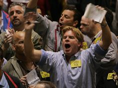 'Wall Street has gone completely mad'  One market bear forecasts a decade of stock losses