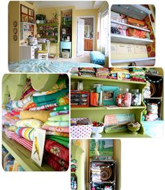 more of the super cute crafty person's place!