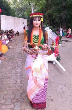 Beautiful manipuri