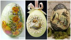 Вишиті писанки. І такі бувають! | Ідеї декору Photo Zone, Mini Cross Stitch, Egg Decorating, Easter Eggs, Decoupage, Weaving, Bunny, Ornaments, Christmas