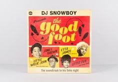 Dj Snowboy presents 'The Good Food' 2xLP
