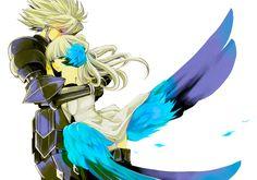 Odin Sphere   Oswald & Gwendolyn