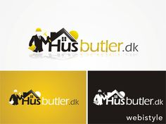 Logo for the house butler business  by webistyle