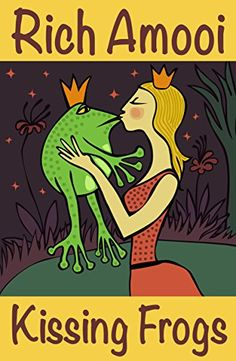 Kissing Frogs by Rich Amooi http://smile.amazon.com/dp/B010FGX4A6/ref=cm_sw_r_pi_dp_VQhTvb1YEFNXH
