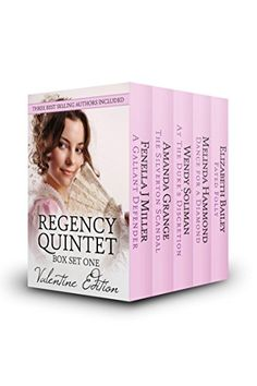 Regency Quintet: Valentine's Edition eBook: Fenella J Miller, Amanda Grange, Wendy Soliman, Melinda Hammond, Elizabeth Bailey: Amazon.co.uk: Kindle Store
