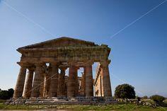Maestoso Tempio di Nettuno, Paestum - Cilento (Italy) #cilento
