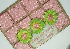 Cheerful & Bright #Cricut Card