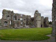 Roscommon Castle, Ireland