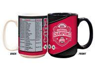 Buy NCAA NCG Schedule Mug 15oz Kitchen & Bar Novelties and other Ohio State Buckeyes products at OhioStateBuckeyes.com