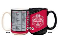 Buy NCAA NCG Schedule Mug 15oz Kitchen & Bar Novelties and other Ohio State Buckeyes products at OhioStateBuckeyes.com