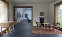 Caruso St John complete Heong Gallery, Cambridge | Wallpaper* Magazine