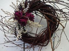Check out this item in my Etsy shop https://www.etsy.com/listing/521206494/birchh-wreath-twig-wreath-small-wreath