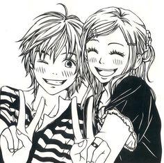 Risa and Otani