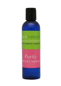 Purify Facial Cleanser - face naturals