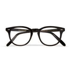 Cutler and Gross - Square-Frame Acetate Optical Glasses | MR PORTER