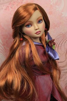 Farina, a Essential Ellowyne 4 repaint: May 2012 by Princess+Frog