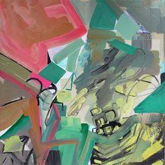 "Saatchi Online Artist Pamela Staker; Painting, ""Radiate, Variation 2"" #art"