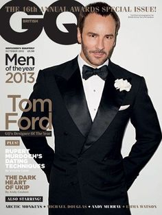the man of the year :: Tom Ford