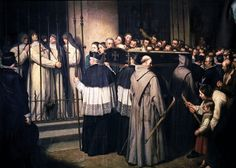 Seks en moord in het nonnenklooster | Historianet.nl
