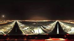Il primo video a 360º con time-lapse, al Dubai International Airport.  http://virtualmentis.altervista.org/