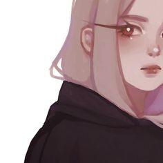 Pretty Art, Cute Art, Aesthetic Art, Aesthetic Anime, Character Inspiration, Character Art, Art Sketches, Art Drawings, Arte Hip Hop