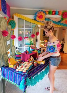 Fiesta party decor fiesta first birthday taco twosday party decor taco twosday birthday party fiesta baby shower fiesta bachelorette party colorful first birthda Mexican Fiesta Birthday Party, Fiesta Theme Party, Fiesta Gender Reveal Party, Mexico Party, Mexican Party Decorations, 2nd Birthday Parties, Twin Birthday, 30th Birthday, Birthday Ideas