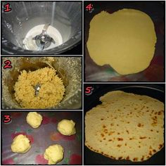 PIADINA CON IL BIMBY    RICETTA COLLAUDATA X TM21 E TM31      ingredienti per 4 piadine grandi (o 8 piccole)  250 gr di farina 00 30 g...