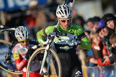 Sven Nys in his new 2013 CRELAN CX Kit | www.svennys.com