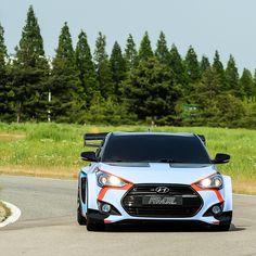 #현대자동차 의 고성능 미드쉽 #스포츠카 #RM15 RM15의 매끈한 차체는 다운포스와 열유동성을 높여 더욱 뛰어난 주행성능을 발휘하게 해줍니다.  RM15, the high-performance mid-ship #sportscar of #Hyundai Motor. RM15's body with sleek #lines makes down force and heat's fluidity high, so RM15 can show the excellent driving performance.