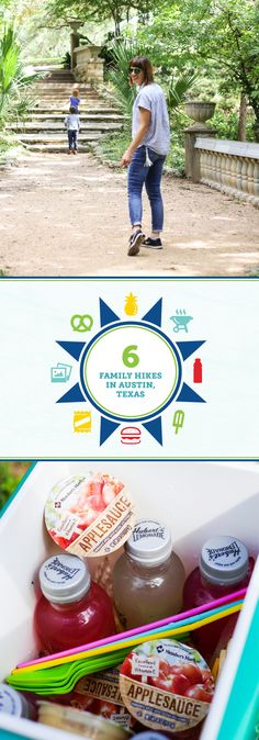 Let's make some family memories this summer! Pack up Hubert's® Lemonade, Member's Mark animal crackers, Member's Mark applesauce cups, cheese sticks, and fresh fruit to get ready for a day of exploring the great outdoors. With this collection of 6 Family-Friendly Hikes in Austin, Texas, you've got everything you need to plan an enjoyable adventure with your kids. Plus, find all the snacks you need at Sam's Club!