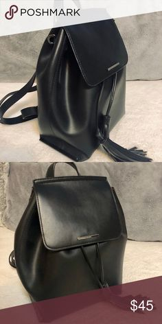 6df98267135 Shop Women s Aldo Black size OS Backpacks at a discounted price at Poshmark.